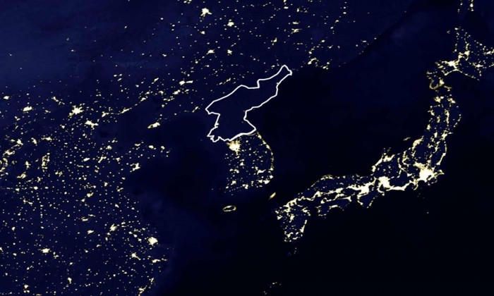 You Can See Socialism From Space…