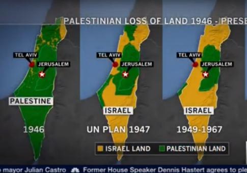 MSNBC maps