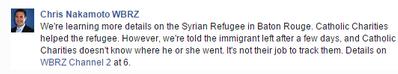 SyrianRefugeeMissing
