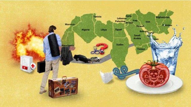 NPR map erases Israel