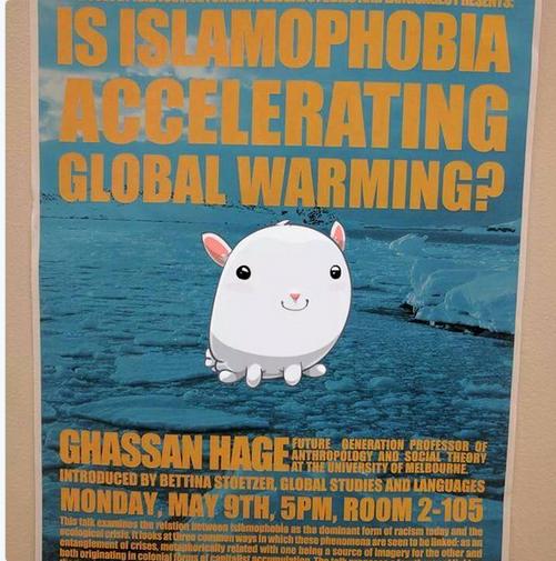 IslamophobiaGlobalWarming