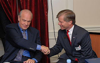 Fred and Virginia Attorney General Bob McDonnell