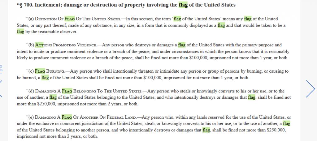 flagprotection