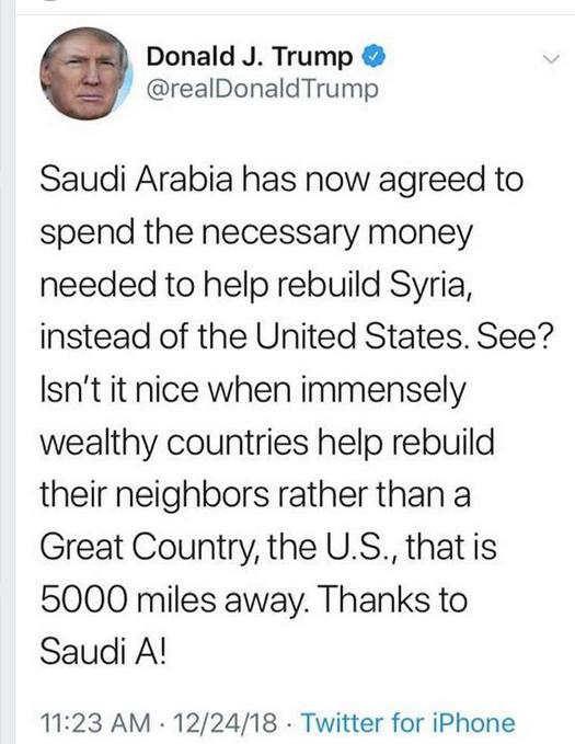 [Image: TrumpTweetSaudiArabia.png]